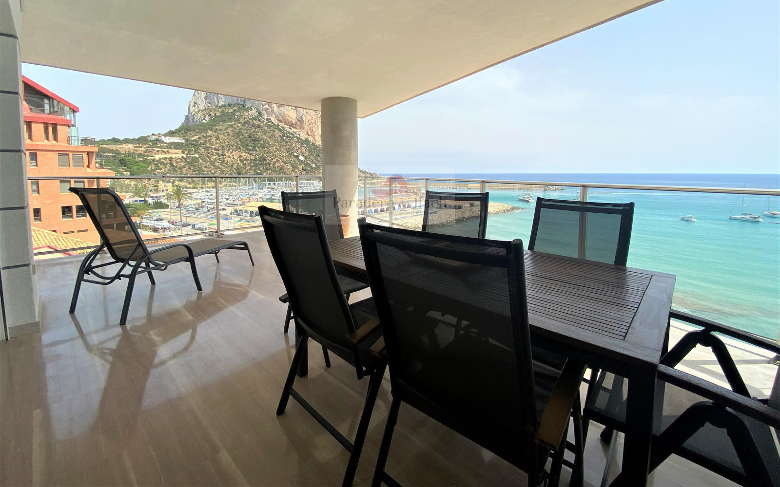 Apartment -                                       Calpe -                                       3 bedrooms -                                       6 persons