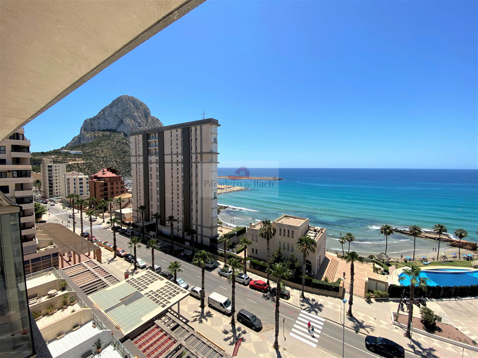 Apartment -                                       Calpe -                                       1 bedrooms -                                       2 persons