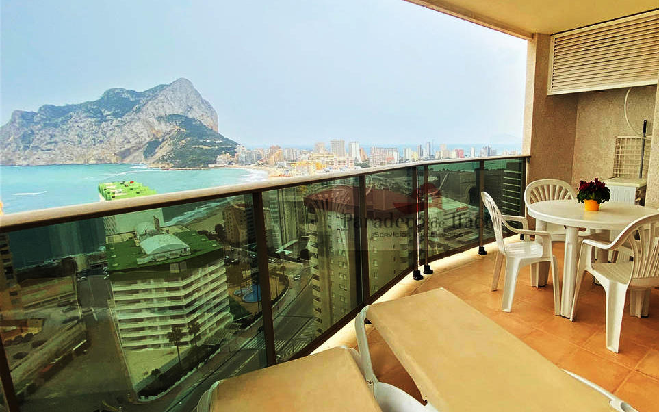 Apartment -                                       Calpe -                                       1 bedrooms -                                       0 persons
