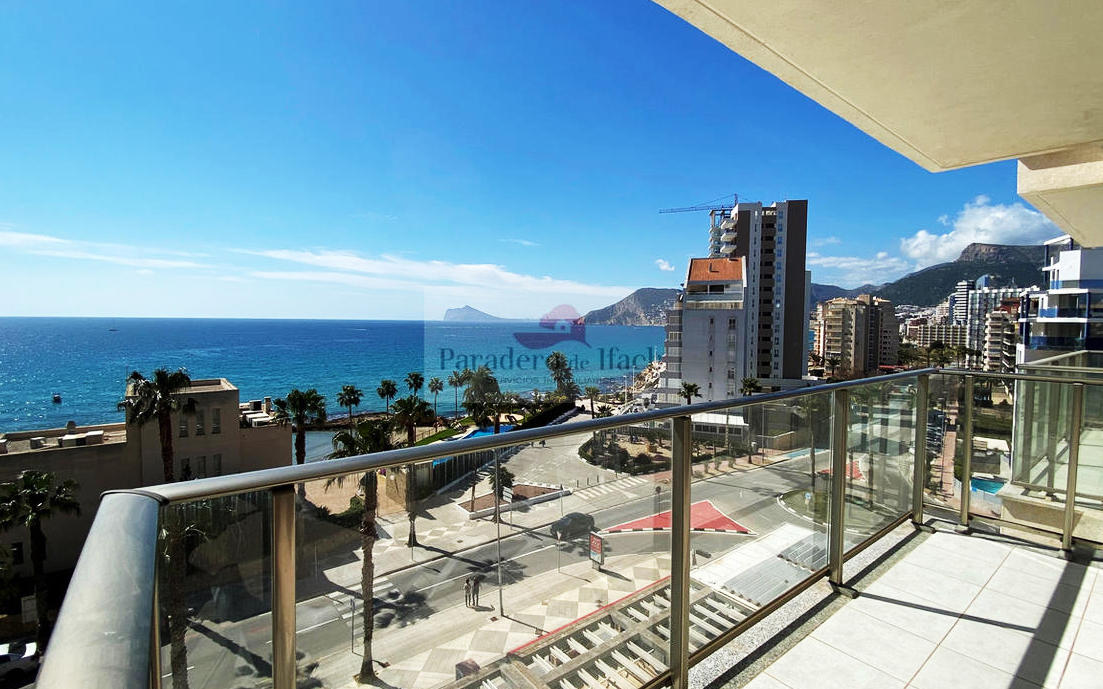 Apartment -                                       Calpe -                                       1 bedrooms -                                       4 persons